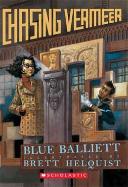 Chasing Vermeer by Blue Balliett
