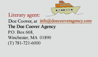 The Doe Coover Agency, P.O. Box 668, Winchester, MA  01890.  Info@doecooveragency.com. (T) 781-721-6000.