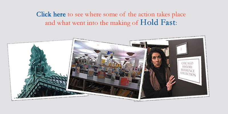 Click here to see where some of the action takes place and what went into the making of Hold Fast