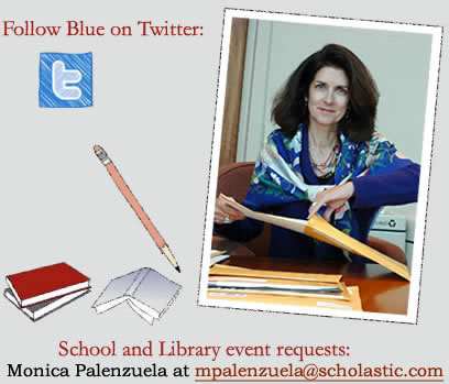 School and Library event requests:Stephanie Nooney, at SNooney@scholastic.com